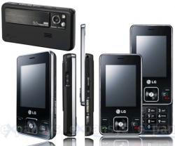LG KC550 BLACK  Unlocked Triband Phone (SIM Free)