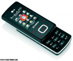 LG KU800 UNLOCKED TRIBAND UMTS 3G GSM CAMERA PHONE