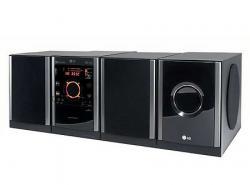 LG XD123 REGION FREE DVD HIFI MICRO SYSTEM for 110-240 VOLTS