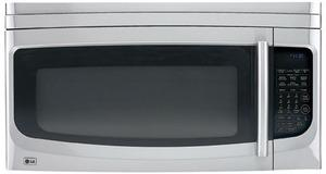 LG LMVH1750ST 1.7-cubic-foot Over-the-Range Convection Microwave Oven Factory Refurbished (For USA )