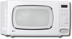 LG LRM1260SW  Countertop Microwave  1.1-cubic-foot: Factory Refurbished (ONLY FOR USA