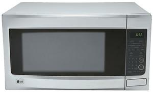 LG LRM2060ST Stainless Steel 2.0-cubic-foot Countertop Microwave Factory Refurbished (ONLY FOR USA)