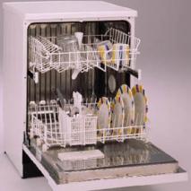 Frigidaire DW1265 Dishwasher for 220-240 volts