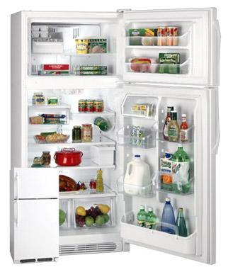 Frigidaire GLTT20V8GW Top Mount Refrigerator for 220/240 volts