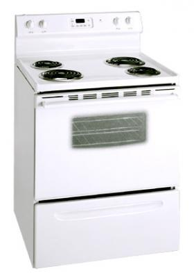Frigidaire MFF312BS electric range for 220 volts only