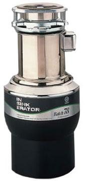 In-Sink-Erator 0.75HP MODEL78 Garbage disposal for 220 volts