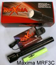 MAXIMA MRF3C RECHARGEABLE LIGHTS FOR 110-240 VOLTS