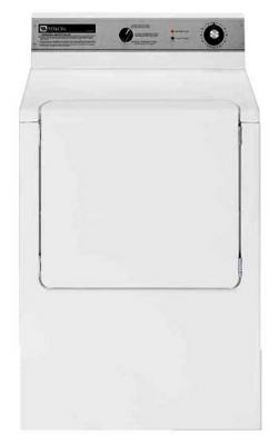 Maytag MDE16MNDGW Electric Dryer with Manual Dryer Controls 220-240Volt 50Hz