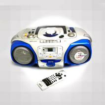 SANYO MCD V99M VCD/CD Stereo Radio Cassette Recorder