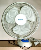 EWI EXW16AIR Wall Fan for 220 Volts