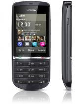 NOKIA 300 TOUCH AND TYPE GRAPHITE QUAD BAND 3G HSDPA 5MP CAMERA UNLOCKED GSM MOBILE PHONE