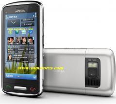 Nokia C6-01 Quad band 3G HSDPA GPS Unlocked Phone