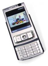 NOKIA N95 UNLOCKED QUAD BAND BROWN UMTS HSPDA GPS GSM 5 MEGA PIXEL CAMERA PHONE.