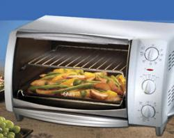 Oster 6230 Toaster Oven with broiler for 220 Volts