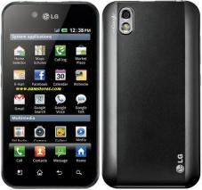 LG OPTIMUS P970 QUAD BAND ANDROID UNLOCKED GSM PHONE