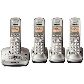 PANASONIC KX-TG4024 CORDLESS PHONE FOR 110-240 VOLTS