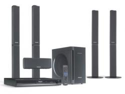 Panasonic SC-PT870 Region Free Home Theater System for 110-240 Volts