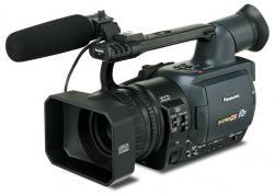 Panasonic AGHVX203 Memory card PAL Camcorder.