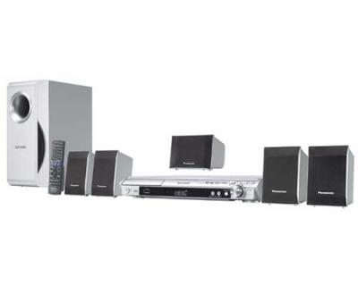 PANASONIC SC-PT150 ALL REGION CODE FREE HOME THEATRE SYSTEM FOR 110-240 VOLTS