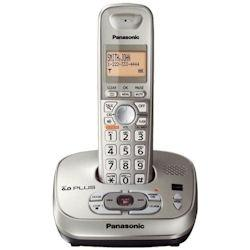 Panasonic KXTG4021 N 6.0 Plus Digital Expandable Cordless Phone for 110-240 Volts