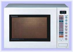 Panasonic NN-C757W 0.8 cu.ft convection + grill for 220 Volts