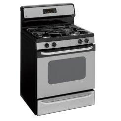 GE JGBP36SEM SS GAS RANGE for 220 volts