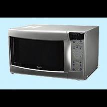 WHIRPOOL 1.1 CFT AVM585IX 850 WATT MICROWAVE OVEN FOR 220 VOLTS