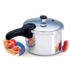 Presto 8 qt. Aluminum 01264 Pressure Cooker