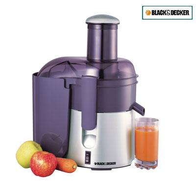 Black & Decker PRJE600 Full Apple Juice Extractor 220 volts