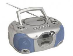 Sharp QT-MP3 3 in 1 CD Radio Tape Portable Boom Box