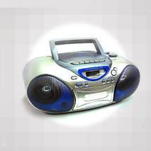 Panasonic RX D21 CD Stereo Radio Cassette Recorder