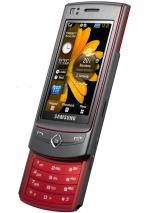 SAMSUNG SGH-S8300 PLATINUM RED QUAD BAND 3G HSDPA UNLOCKED  8MP GSM MOBILE PHONE
