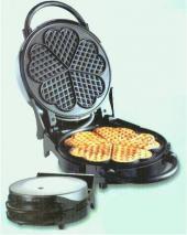 Saachi SA-1810 Waffle Maker for 220 Volts