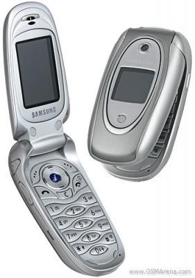 SAMSUNG SGH-E330 UNLOCKED DUALBAND PHONE