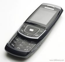 Samsung SGH-E830 Unlocked triband Titanium Silver GSM Phone