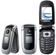 SAMSUNG SGH-X660 UNLOCKED TRIBAND Black GSM MOBILE PHONE