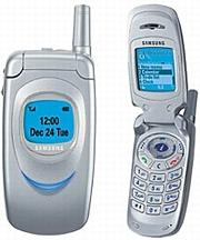 Samsung SGH-A800 Unlocked Dual-band GSM Phone -