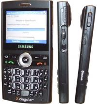 SAMSUNG BLACKJACK I600 Unlocked Triband Phone