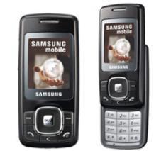 Samsung M610 unlocked Triband Black gsm Phone