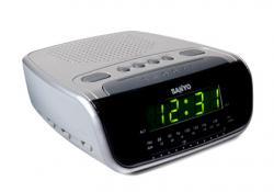 SANYO RM6860 ALARM CLOCK RADIO FOR 220 VOLTS