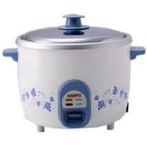 Sanyo EC108 5-CUP Rice Cooker for 220 Volts