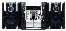 Sanyo DC-DV70M Digital Media Audio-DVD Mini for 110-240 Volts