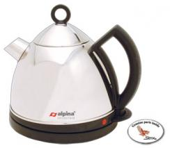 Alpina SF1801 Stainless Steel 2.0L Kettle