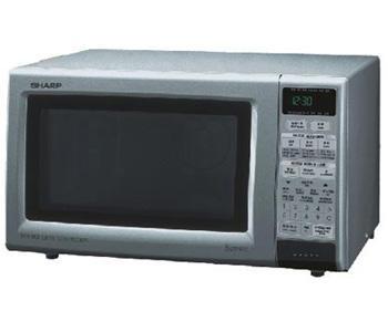 Sharp R758k 220 240 Volt Grill Microwave Oven
