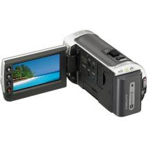 SONY HDR-CX100 HD 8GB FLASH PAL CAMCORDER (SILVER)