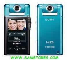 Sony Bloggie MHS-PM5K Camera Kit NTSC/PAL Camcorder