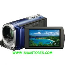 SONY DCR-SX44 FLASH PAL CAMCORDER (BLUE)