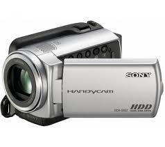 Sony DCR-SR37 60GB HDD Camcorder (PAL)