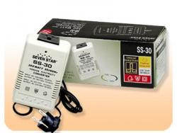 STEP UP & DOWN 300 WATTS CONVERTER WITH UNIVERSAL SOCKET OUTLET MODEL # SS-30