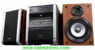 LG XD123 REGION FREE DVD HIFI MICRO SYSTEM for 110-240 VOLTS